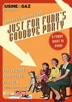 JFF's Goodbye Party